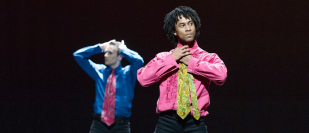Rambert: Love, Art and Rock'n'Roll review – stylish moves to Picasso and the Stones