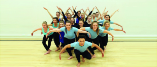 Students dance their way into national final