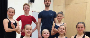 Dance youngsters step out to shine for West End stars during Darwen Dance Live