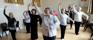 Ballet classes for pensioners launch in Hertfordshire