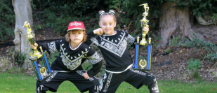 Lexy Dawbarn and William Davies claim victory at UDO World Street Dance Competition