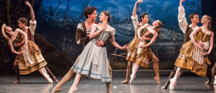 Giselle review – Alina Cojocaru is sublime in signature role
