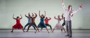 Scottish Dance Theatre presents hot new choreographer Botis Seva's world premiere TutuMucky