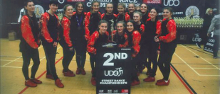 Dance groups from South Gloucestershire qualify for World Championships