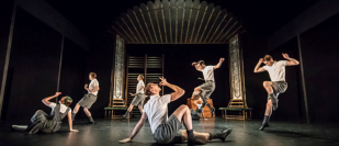 Matthew Bourne's Early Adventures review – fully formed from the off