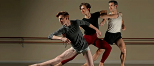 Australian Ballet teams up with choreographer David Bintley for Faster