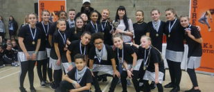 Street dance group's competition success and Twist and Pulse visit
