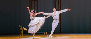 Ashton at the Royal Ballet review – miraculous moves and romantic rapture