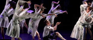 Ballet Central dancers go on nationwide tour