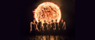 Alexander Whitley Dance Company, 8 Minutes, review: Solar-powered beauty
