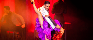 Strictly star Giovanni Pernice on 'highly personal' debut show Dance is Life