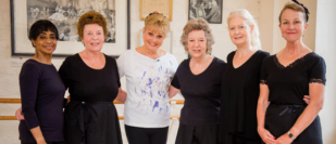 Why Angela Rippon thinks more over-55s should take up ballet