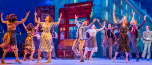 An American in Paris Extends Engagement for a Second Time