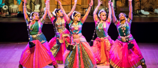 India 2017 Year of Culture with a joyous celebration of British and Indian music and dance