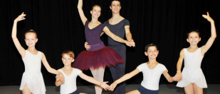 200 youngsters get their first taste of ballet