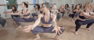 Aeroballet - A challenging body experience for women