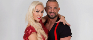 Kristina Rihanoff and Christopher Maloney come to Watford in Dance to the Music show