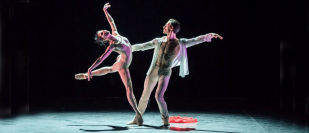 Project Polunin: Satori review – ballet's bad boy makes howling bid for inner peace