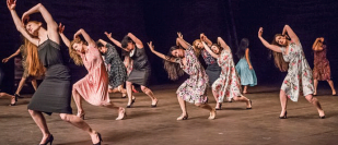 Viktor review – Pina Bausch's pleasure-seekers haunt Rome