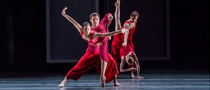 Royal Ballet: Bernstein Centenary review – McGregor and Wheeldon at the top of their game