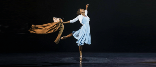 Ballet Black, which celebrates dancers of black and Asian descent, perform a double bill