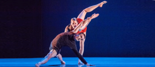 Richard Alston Dance Company review – stillness, serenity and funk