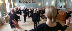 How dance classes help sufferers of Parkinson's disease