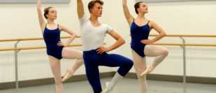 The Academy of Northern Ballet searches for ballet stars of the future