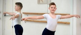 Huge scholarship for male Cheshunt ballet dancer