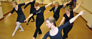 Dance away your workplace stress with boardroom ballet