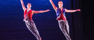 Richard Alston Dance Company review – a birthday treat from the master