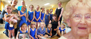 Former pupils of a well-loved Rochdale dance teacher relaunch school in her memory