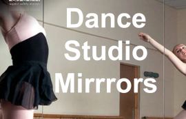 Dance Studio Mirrors