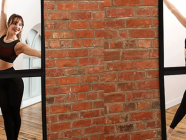 Mirrors for Training is proud to introduce The Folding Portable Mirror