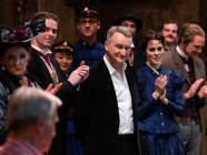 Internationally acclaimed choreographer, David Bintley CBE becomes Vice President of bbodance
