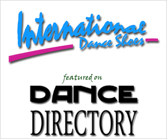 International Dance Shoes