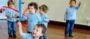 Get your toddler moving with diddi dance classes