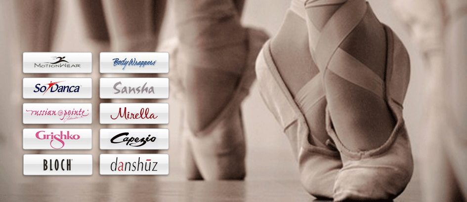 Dancewear Shops & Suppliers