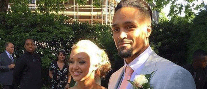 Diversity S Ashley Banjo Ties The Knot With Dancer Francesca Abbott And Shares Snap From His Big Day Dance Directory