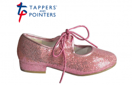 Tappers and Pointers Tap Shoes