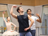 Birmingham Royal Ballet: Home from Home